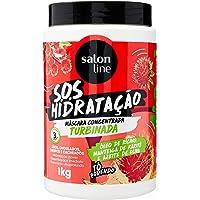 Máscara S.O.S Hidratação Turbinada Salon Line 1kg, Salon Line