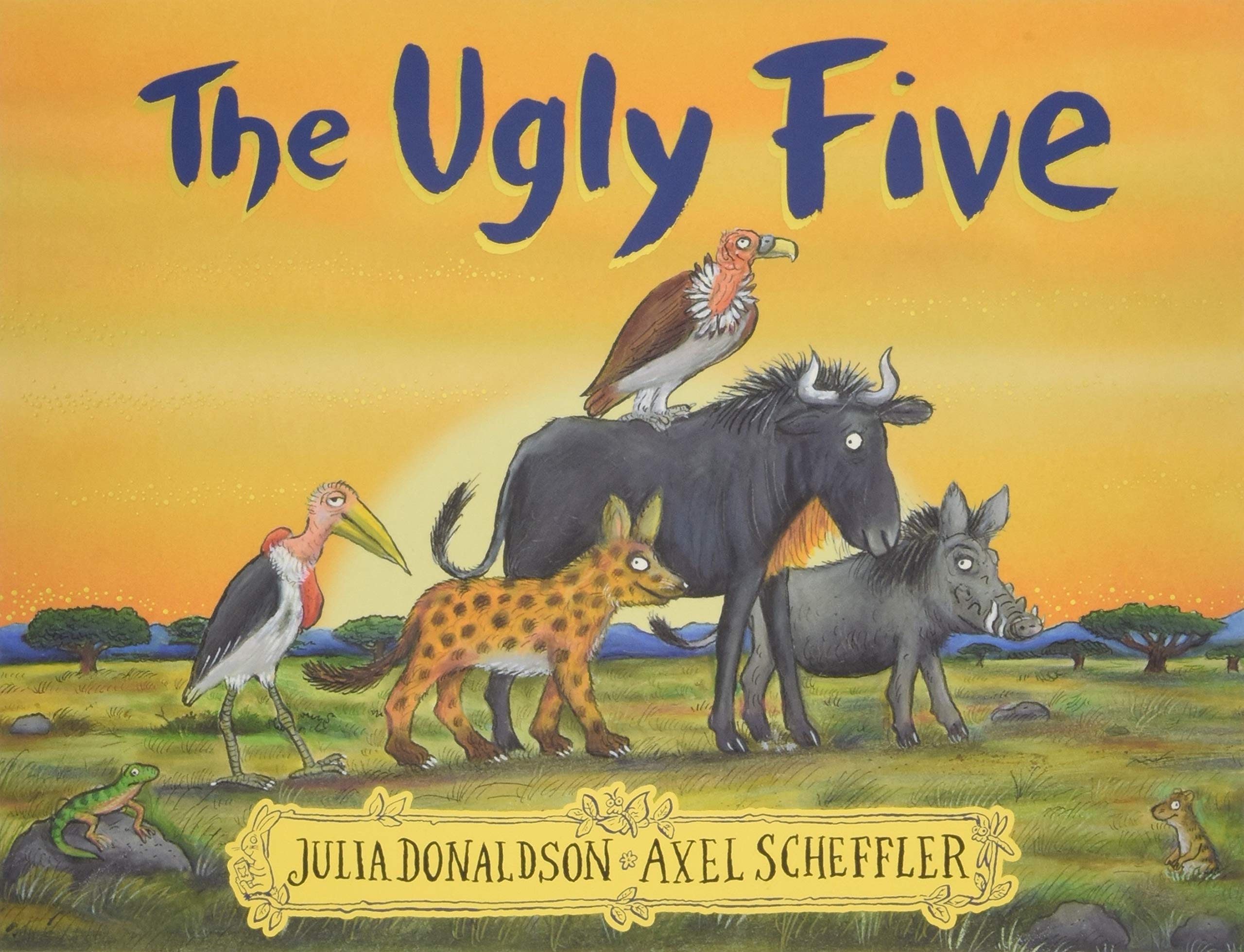 Image result for the ugly five