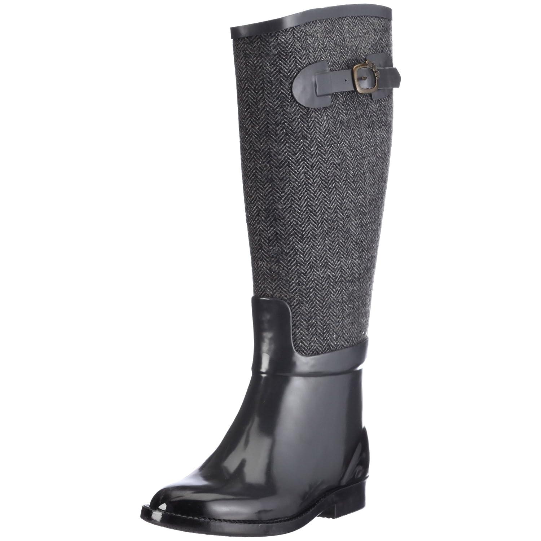bester Großhändler gemütlich frisch Kaufen Colors of California Womens Gummistiefel Boots Gray Grau (grau ...