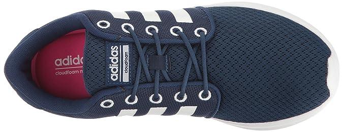 adidas Damen Cloudfoam Qt Racer W Sneaker Low Hals