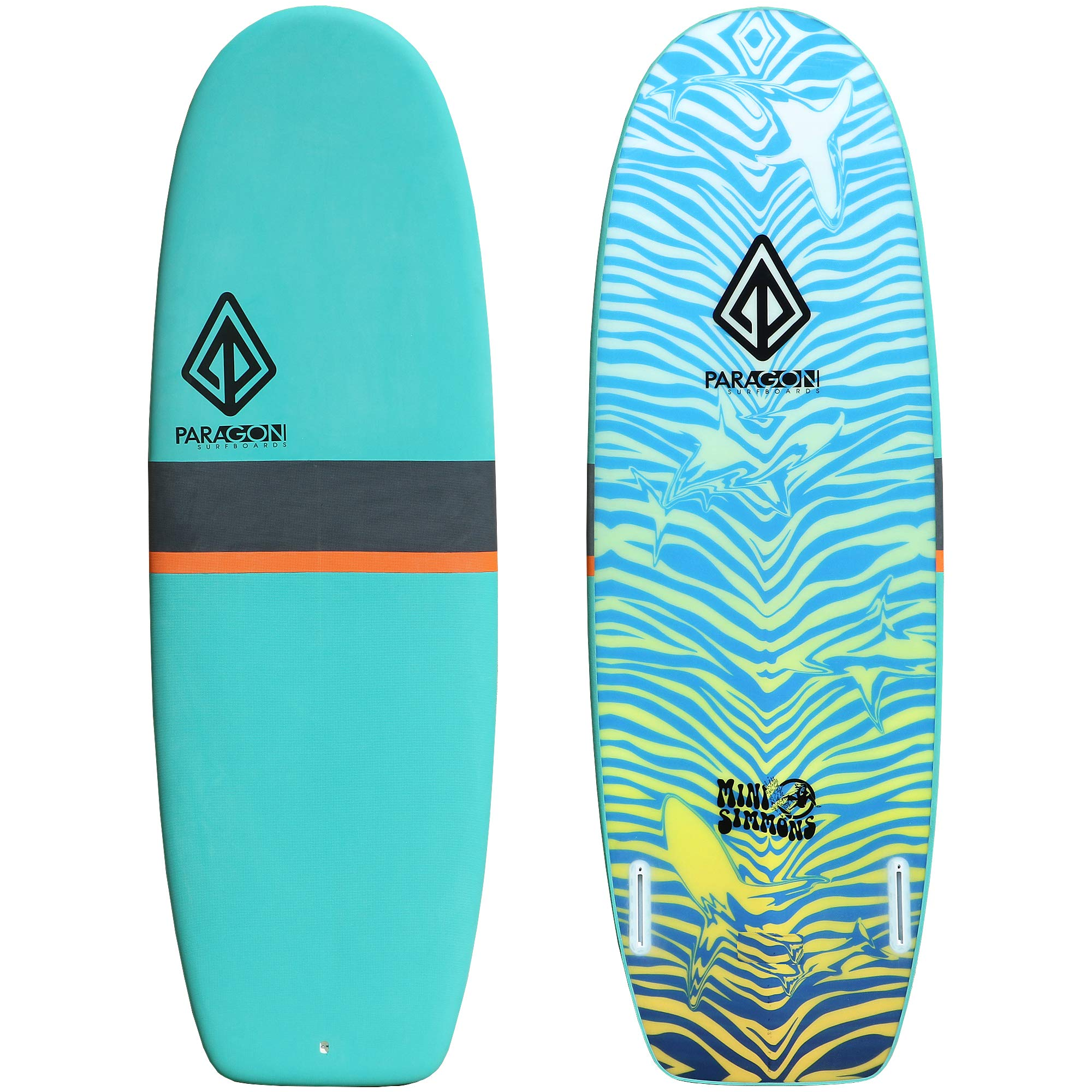 Paragon Surfboards Performance Soft-Top Surfboard