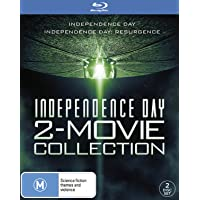 Independence Day Double Pack [2 Disc] (Blu-ray)
