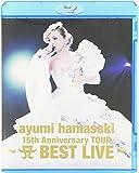 ayumi hamasaki 15th Anniversary TOUR ~A(ロゴ) BEST LIVE~ (Blu-ray +Live Photo Book) (初回生産限定)