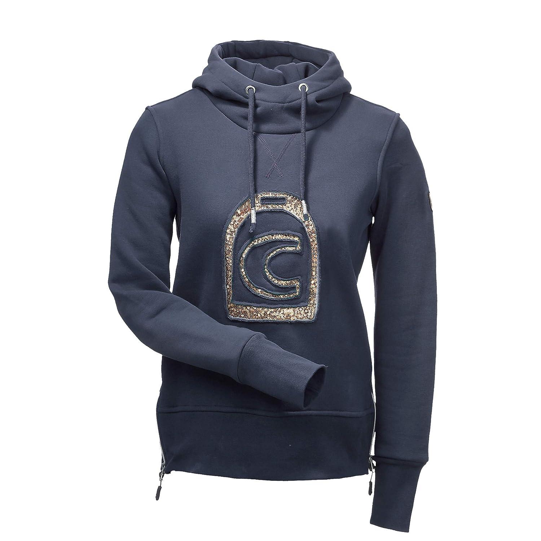 Cavallo Damen Sweathoody Malibu (Frühjahr Sommer 2019) B07Q41W39C Jacken Online-Shop