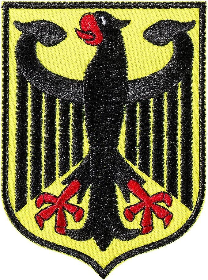 Escudo de águila de Alemania - escudo del escudo de armas alemán ...