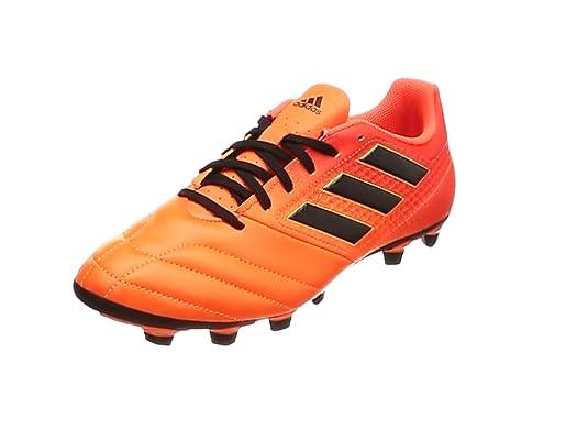 the best attitude e87b4 0fabc adidas Ace 74 FxG, Scarpe per Allenamento Calcio Uomo, Multicolore  OrangeCore Black