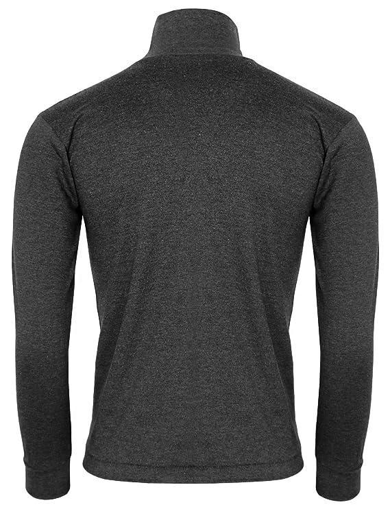 2c736dc4 Amazon.com: BCPOLO Men's Turtleneck Shirt Long Sleeve Cotton Casual  Pullover Shirt: Clothing