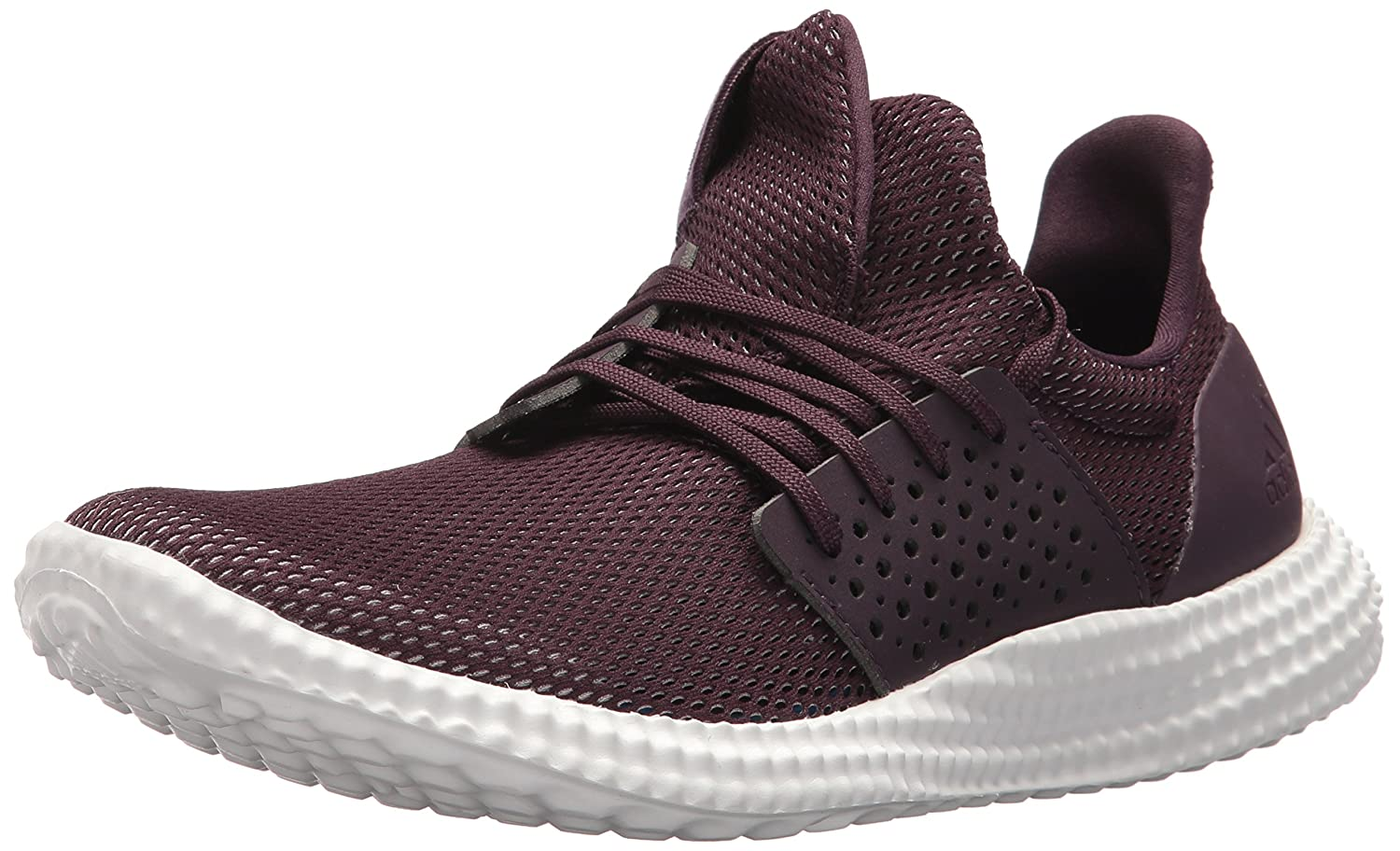 adidas Women's Athletics 24/7 Tr M Cross Trainer B07234L5J8 11 M US|Noble Red/Noble Red/Crystal White