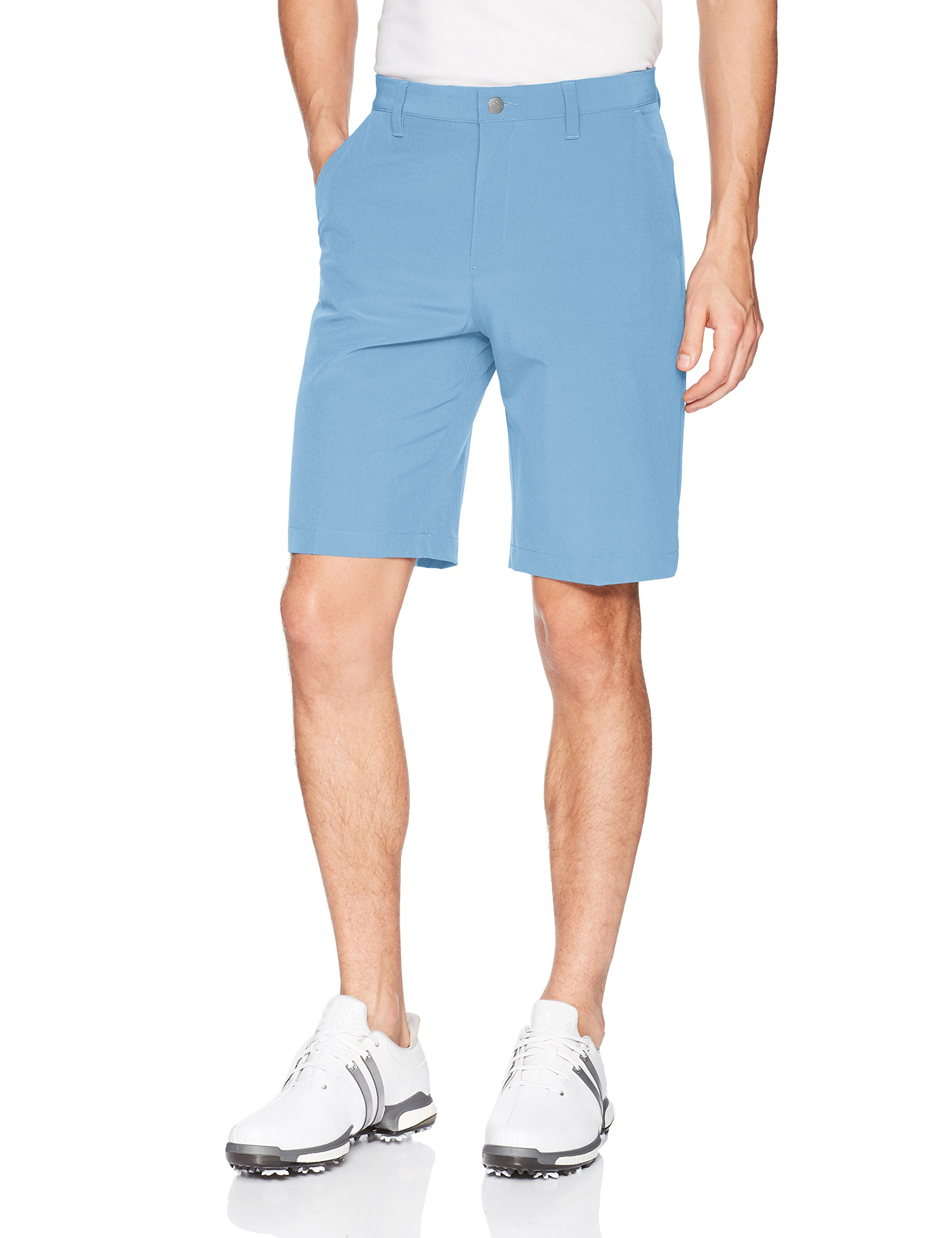 adidas Golf Men's Ultimate 365 Short, Ash Blue s, 35'' by adidas