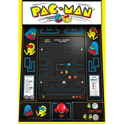 Buffalo Games - Pac-Man - 300 Large Piece Jigsaw Puzzle: Toys & Games [5Bkhe1105234]