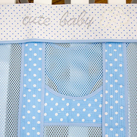 b816b4b8c38 Buy Lulu Mesh Podaegi Asian Style Baby Carrier Baby Sling Toddler Blue  Online at Low Prices in India - Amazon.in