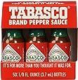"TABASCO brand Pepper Sauce""6-pack Miniatures"" 1/8oz."