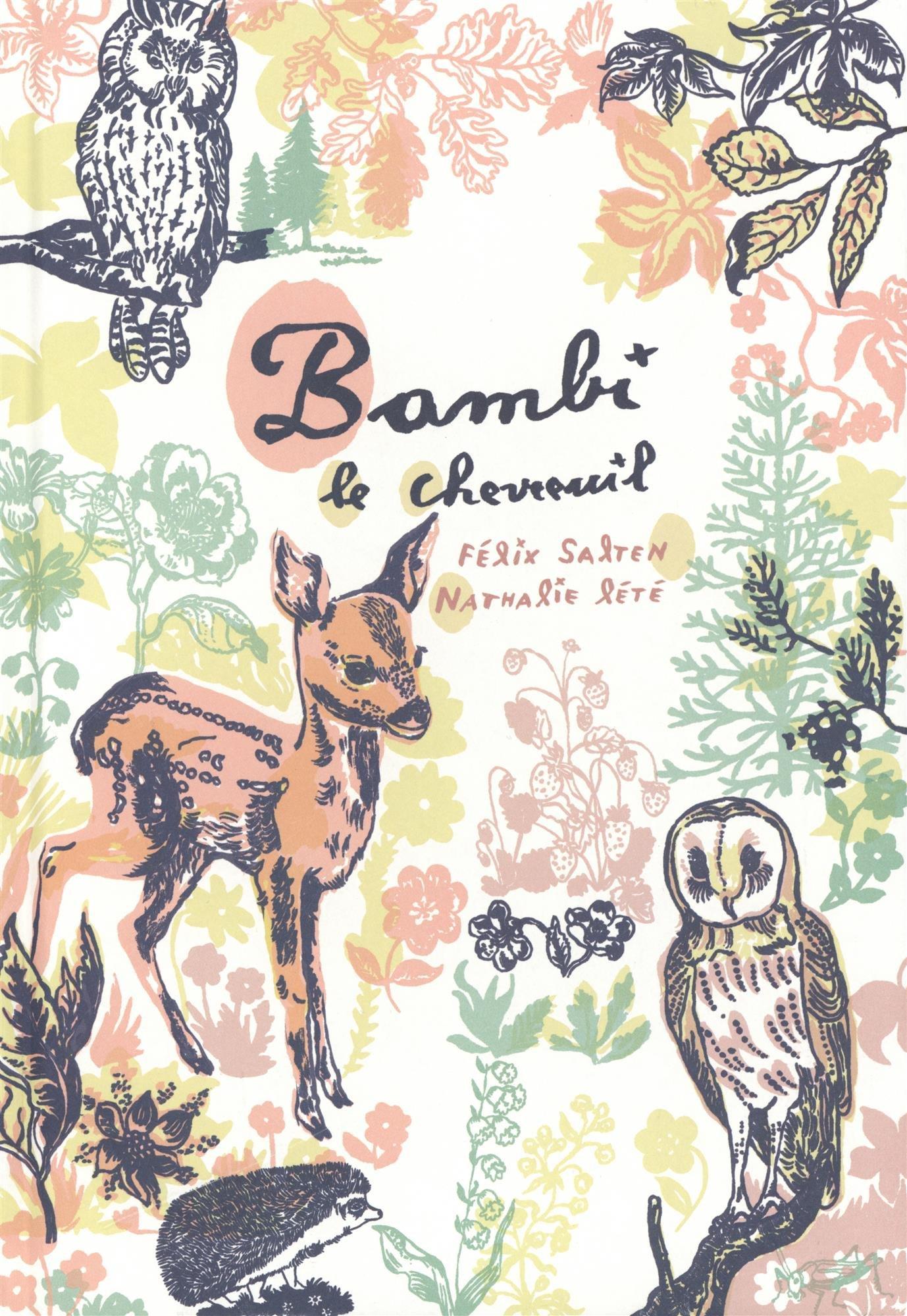 Bambi le chevreuil / texte de Felix Salten | Salten, Felix (1869-1945)