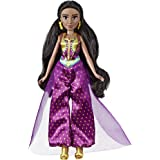 Disney Princess Jasmine Fashion Doll - Aladdin Live Action Movie Inspired - Kids Toys - Age 3+