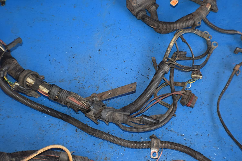 WRG-6242] Navistar Wiring Harness on
