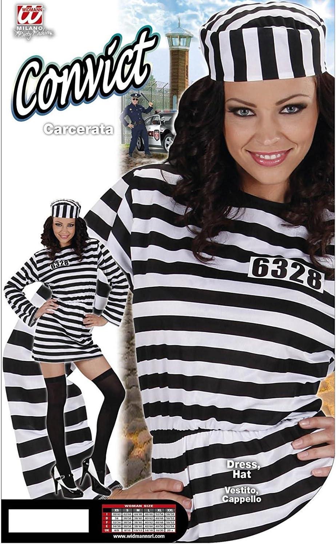 WIDMANN Disfraz de Presa 6328 para Mujer: Amazon.es: Juguetes y juegos