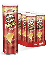 Pringles Original Chips 6er Party-Pack | 6er Party-Pack (6 x 200g)