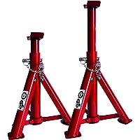 Vip - Set de Caballetes de apoyo con capacidad de elevación 2 TN.