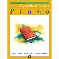 Alfred's Basic Piano Library Hymn Book, Bk 3