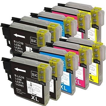 aimomo Multipack. Cartucho compatible 20 x LC985 LC39 para ...