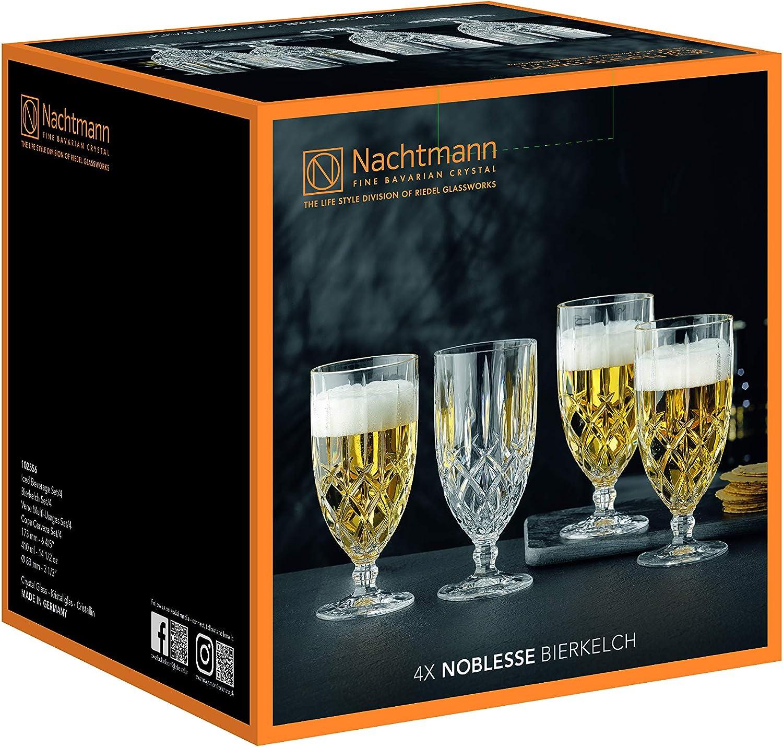 Noblesse cristal Spiegelau /& Nachtmann Pack 2