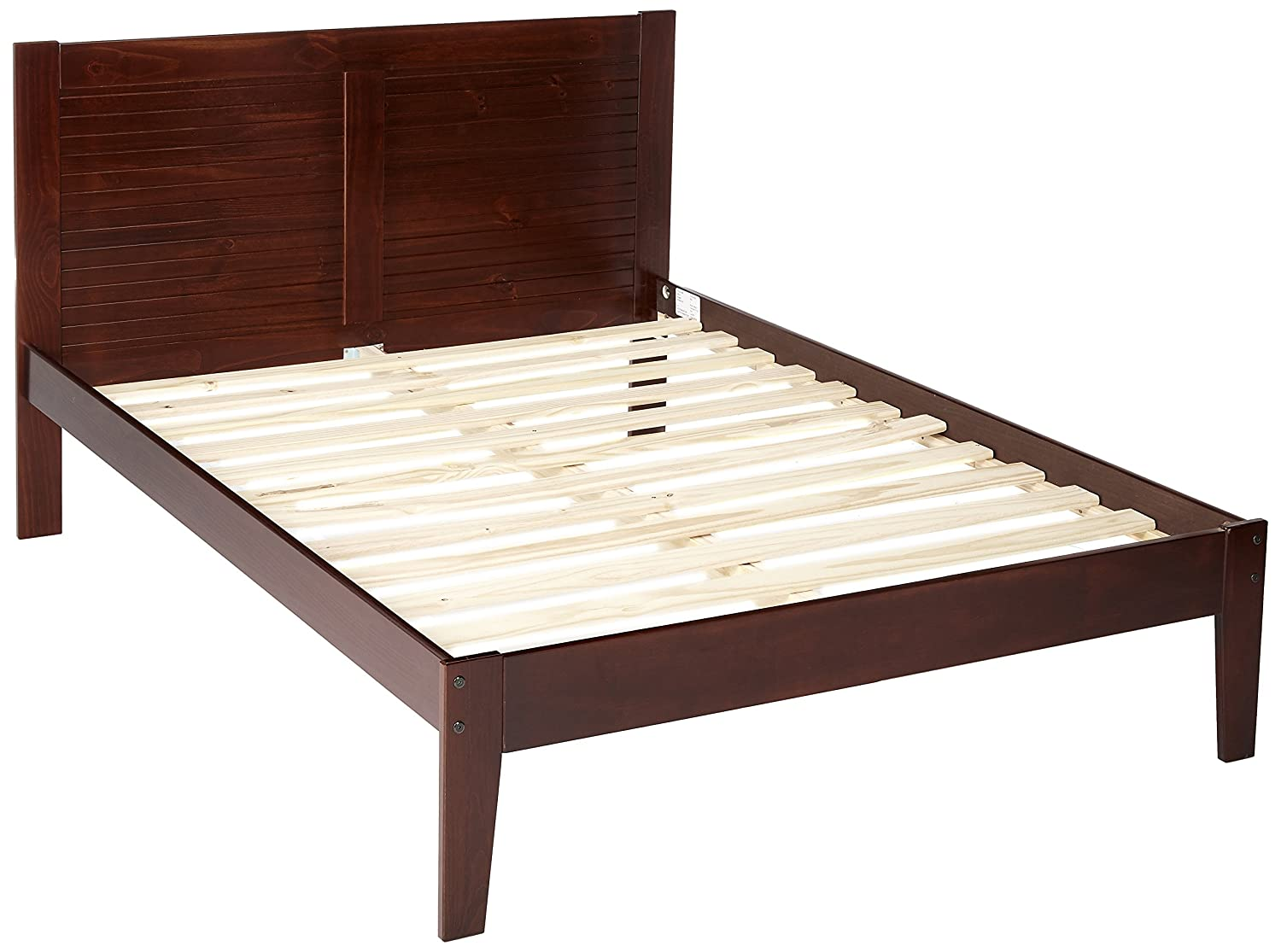 Donco Kids 585-TCP Panel Bed, Twin, Dark Cappuccino