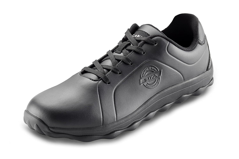 SIKA Sneaker Step Bubble O2 Berufsschuhe Kochschuhe Gastro Service schwarz