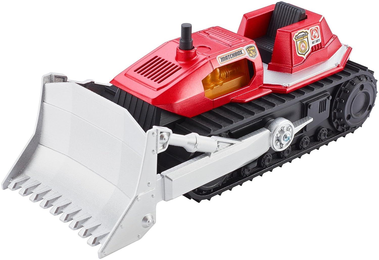 Matchbox Lights and Sounds Excavator Truck 12