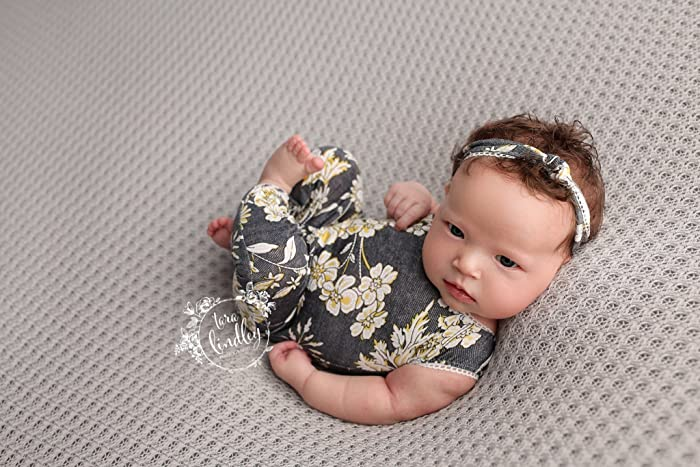 amazon com brin romper and headband newborn clothing photography