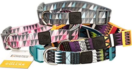 Dog Collar with Parttern designed by Friends Forever
