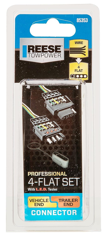 Reese Towpower 85353 Trailer Wiring Kit