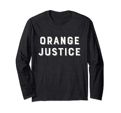 orange justice dance