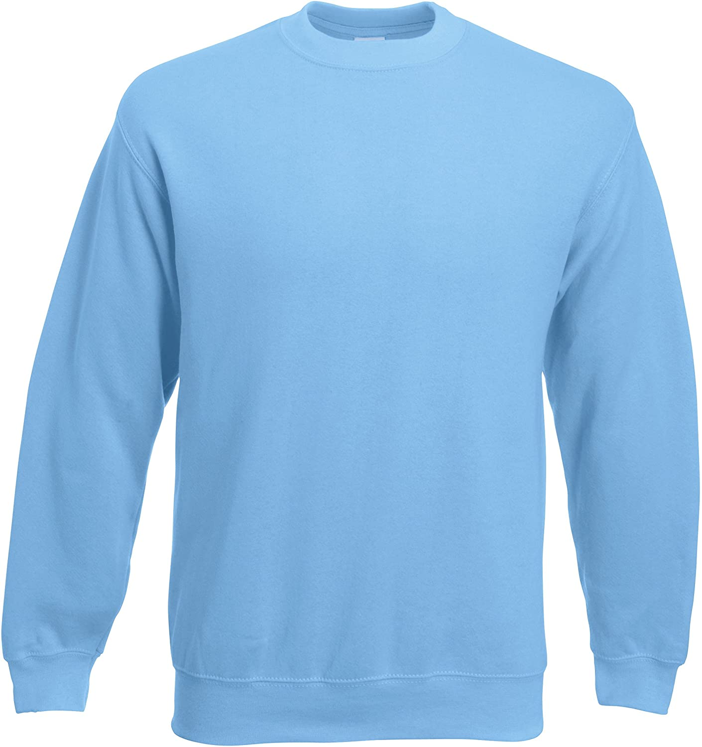 Fruit of the Loom Herren Set-in Sweat Sweatshirt