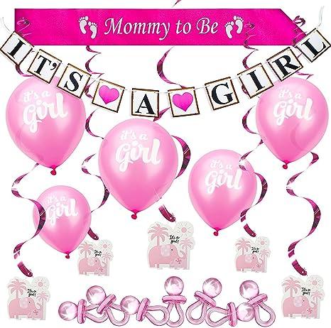 Pink Craft Decorative Dummies x 12 Baby shower new baby crafts