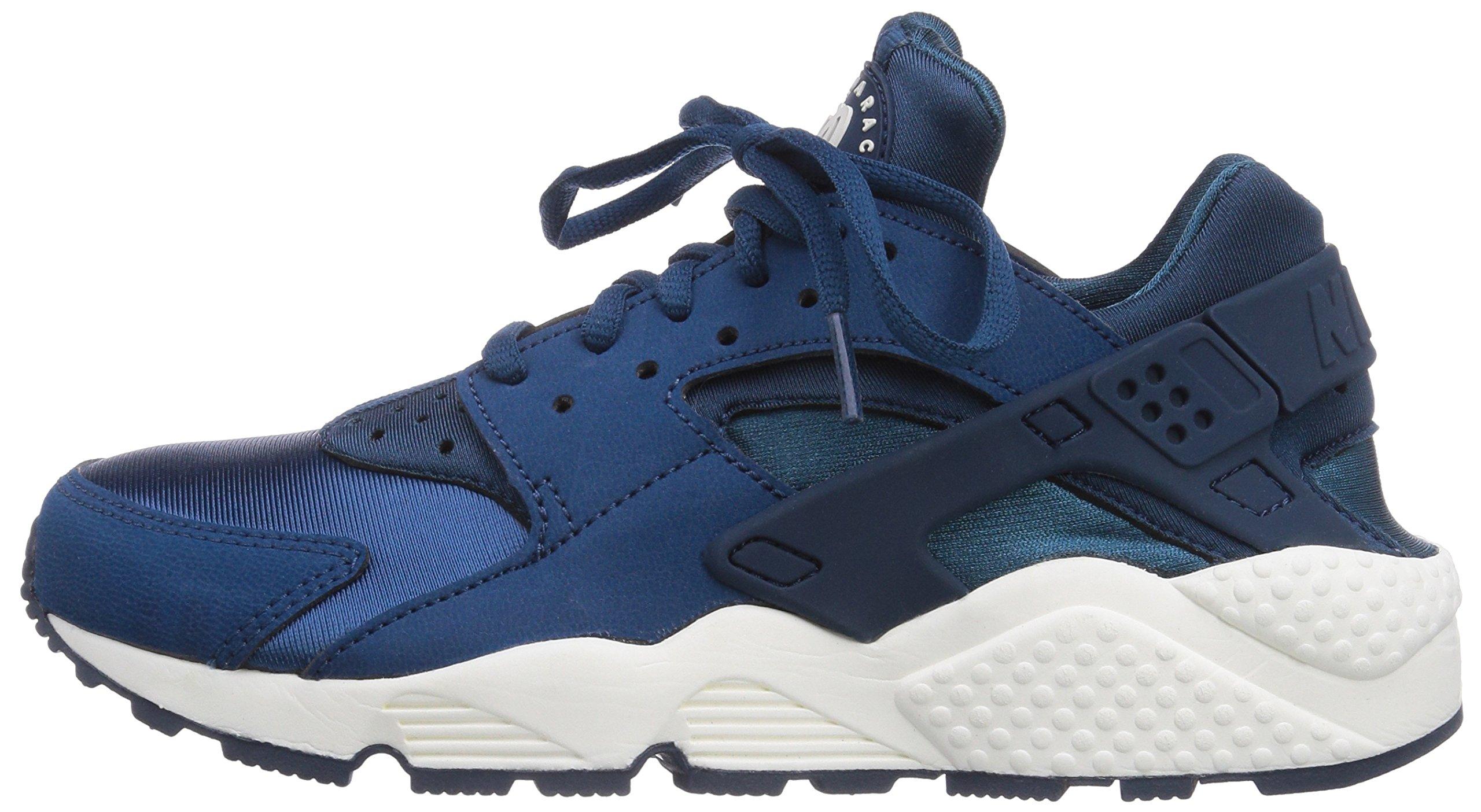 nike womens air huarache trainers 634835 sneakers shoes (UK 3 us 5.5 EU 36, blue force blue force sail 400) by NIKE (Image #5)