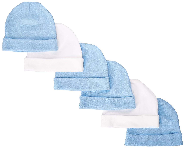 Gerber Baby-Boys Newborn Solid Cap Bundle c2146b899340