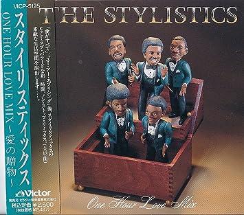 The Stylistics - One Hour Love Mix - Amazon com Music