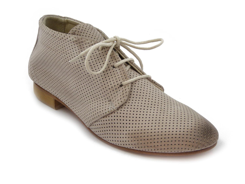 Osvaldo PERICOLI - Zapatos de Cordones para Mujer 40 EU|Hielo
