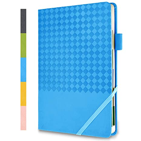 SynLiZy A5 2020 Planner Agenda Appointment Book Academic Monthly & Daily Planner One Page Per Day 5.5