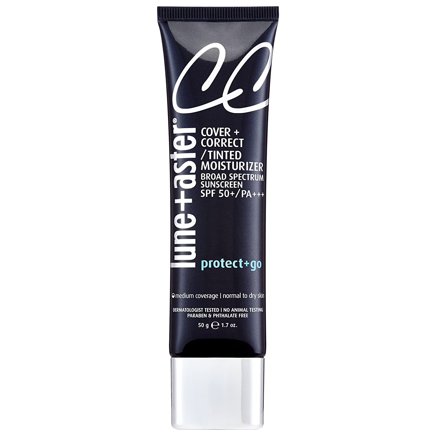 Lune+Aster Cc Cream Spf 50/Pa+++, Shade=Medium by Lune+Aster