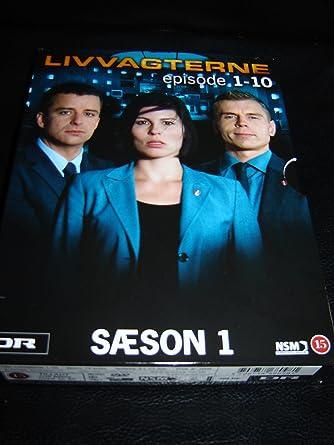 livvagterne sæson 1 dvd box