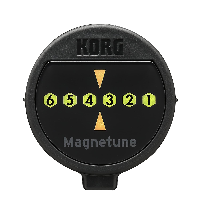Korg Magnetune - Afinadores y metrónomos TUMG1