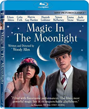 Magic in the Moonlight Blu-ray