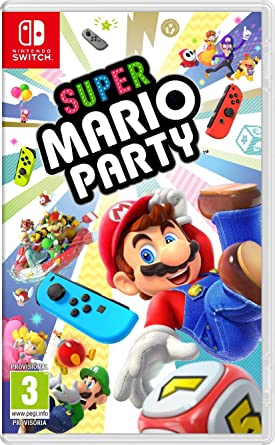 Super Mario Party Nintendo Switch Amazon Es Videojuegos