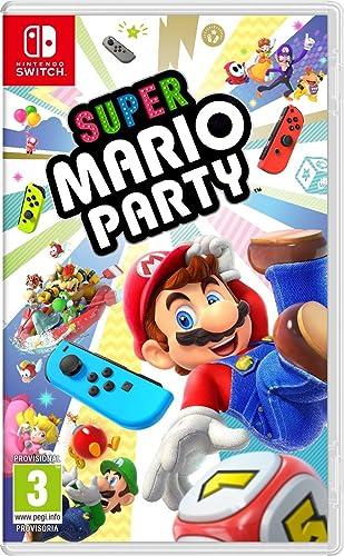 Super Mario Party Nintendo Switch Amazon Es Videojuegos