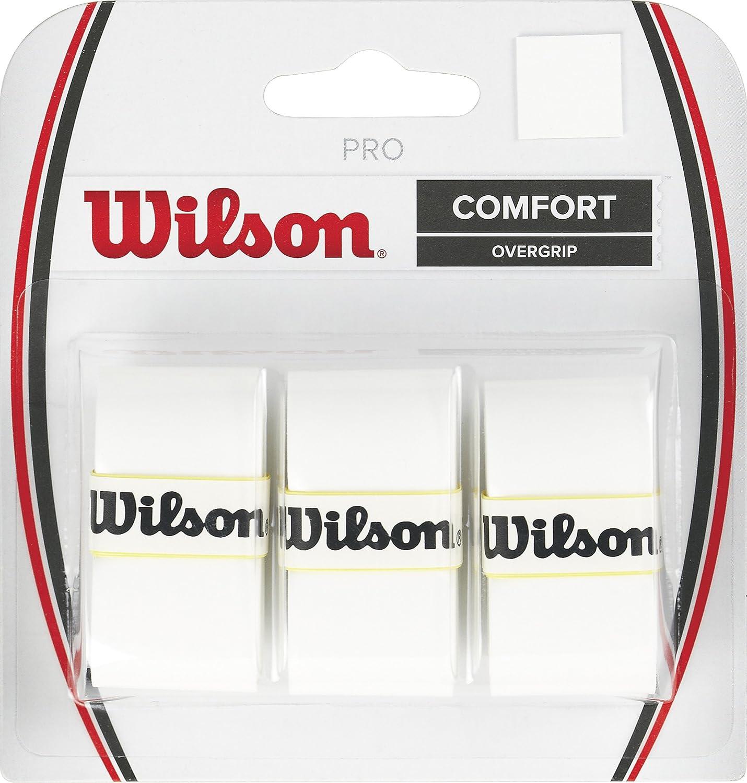 Wilson Pro Overgrip Empuñadura, Unisex