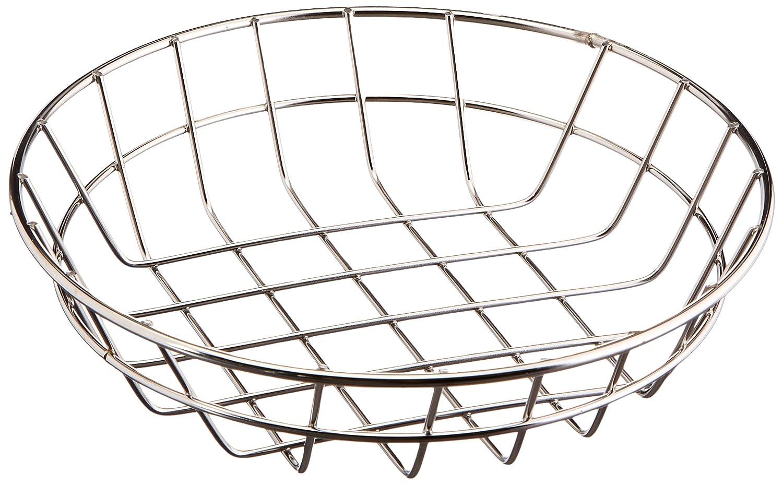 American Metalcraft WIB100 Baskets, 10.063' Length x 10.063' Width, Black 10.063 Length x 10.063 Width INC. WIB80