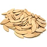 WEN JN111B #10 FSC-Certified Birch Wood Biscuits for Woodworking, 100 Pack