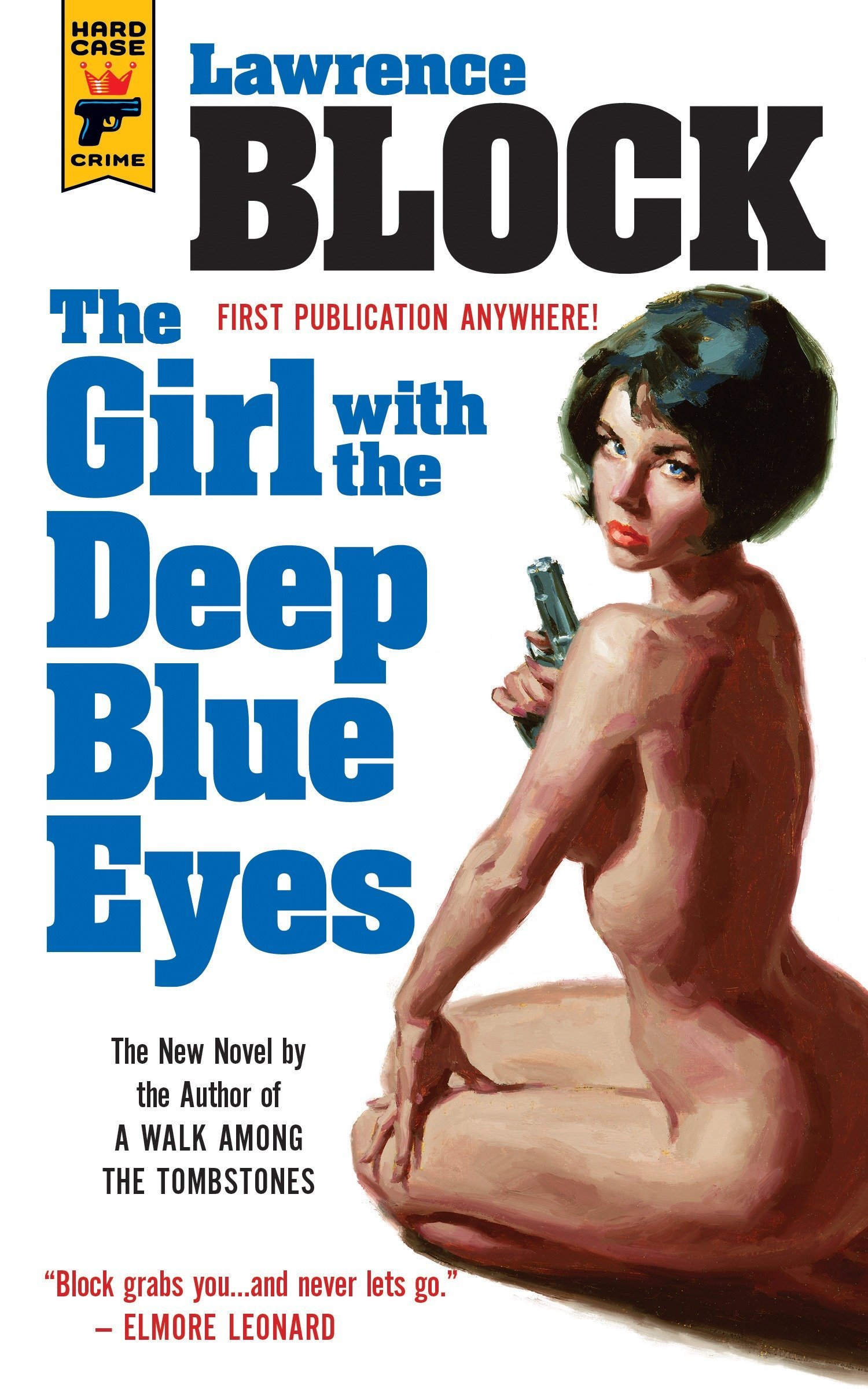 The Girl With the Deep Blue Eyes (Hard Case Crime) PDF