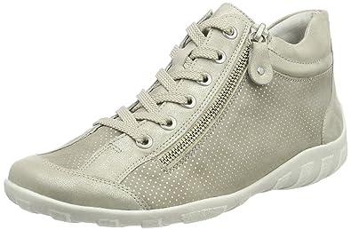 Femmes R3487 Remonte Haute Sneaker wi3q2